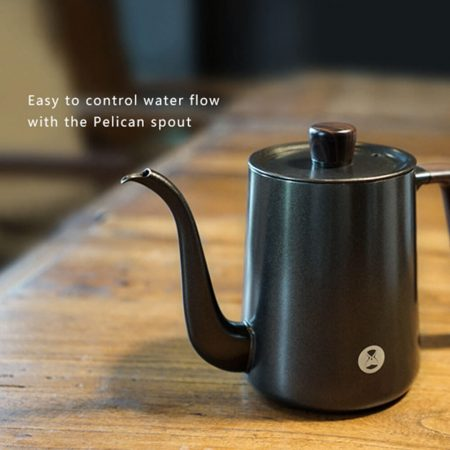Fish Pourover kettle Manual