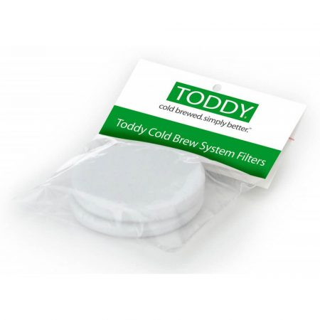 Toddy Cold Brew System Felt Filter-2-Packs